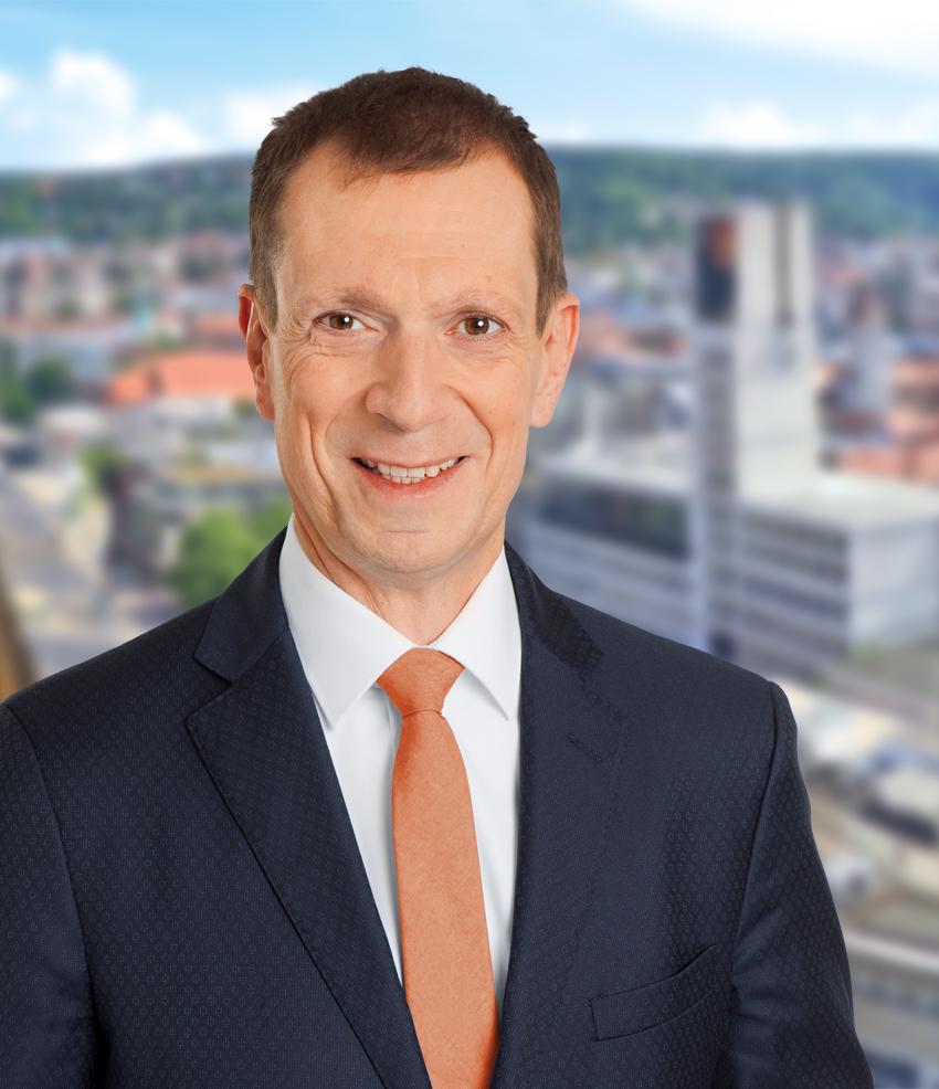 Offizielles Kandidatenfoto von Alexander Kotz